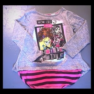 Monster high top